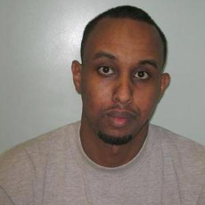 Muhaydin Mire, acusado de tentar degolar um homem em dezembro de 2015