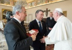 Osservatore Romano via Reuters
