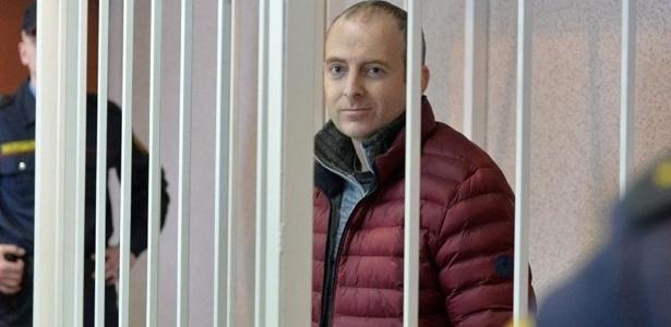 Alexander Lapshin pode ser sentenciado a até 13 anos de prisão