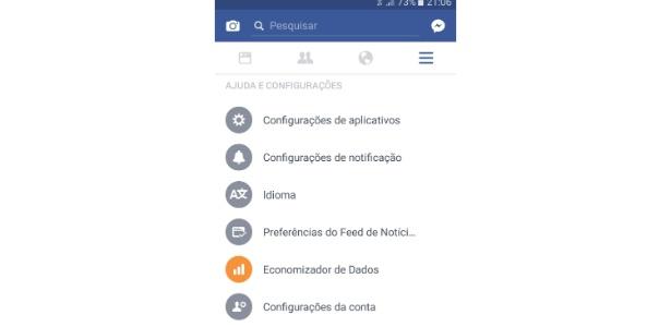 tem como localizar um celular pelo facebook