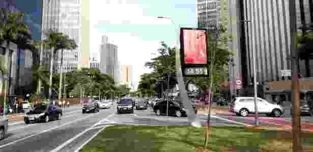 Alcatel A5 LED - paisagem - Bruna Souza Cruz/UOL - Bruna Souza Cruz/UOL