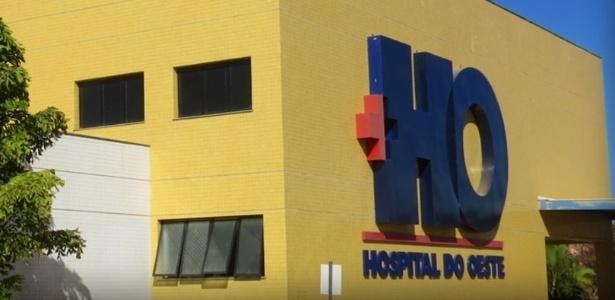 Hospital do Oeste, localizado em Barreiras, recebeu criança com insuficiência respiratória