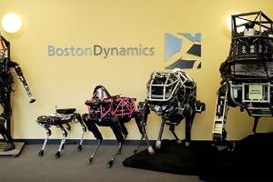 Exército ou YouTube? Robôs articulados bombam mas são feitos para guerra (Foto: Reprodução )