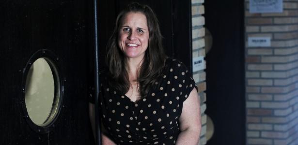 Claire Wardle, diretora internacional do First Draft, ONG que deu origem ao Comprova, projeto de checagem da veracidade de notícias durante as eleições 2018 - Heitor Feitosa/Veja