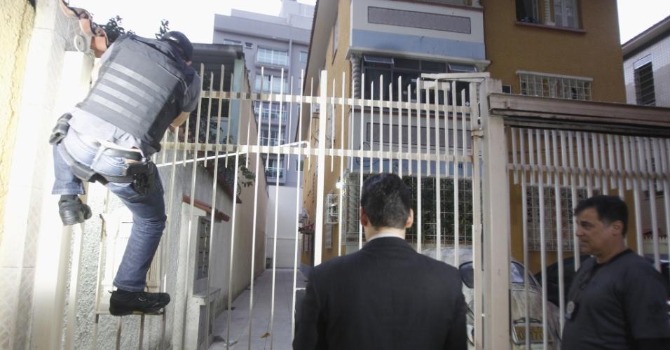 MP faz operação contra quadrilha especializada em extorsões no Rio