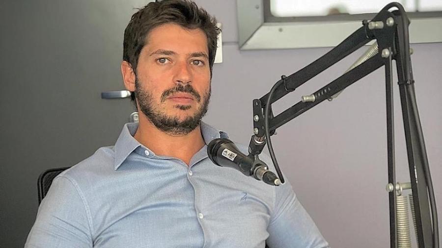 Júnior Bozzella (PSL) é deputado federal eleito por São Paulo - Reprodução/Facebook