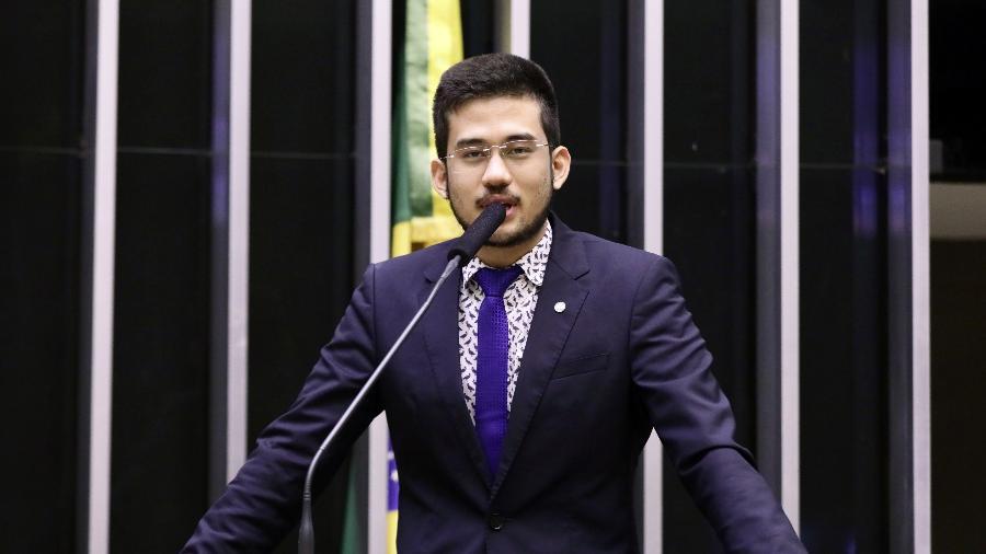 """Kataguiri alega que PEC da Imunidade Parlamentar é uma """"afronta"""" à Constituição - Luis Macedo/Câmara dos Deputados"""