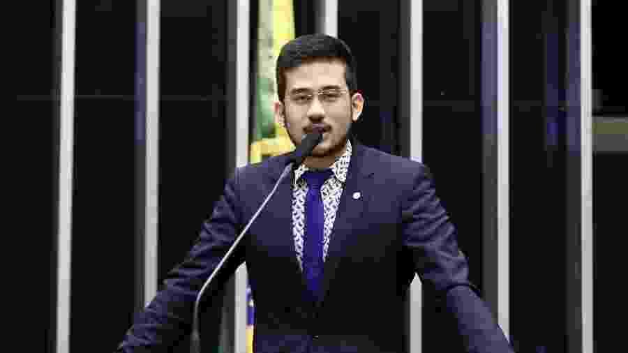 Kim Kataguiri (DEM-SP) diz que deputados deverão fazer uma nova proposta de reforma da Previdência - Luis Macedo/Câmara dos Deputados