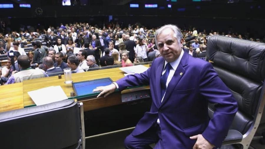 Senador Izalci Lucas votou contra orientação do governo - Reprodução Facebook / Divulgação