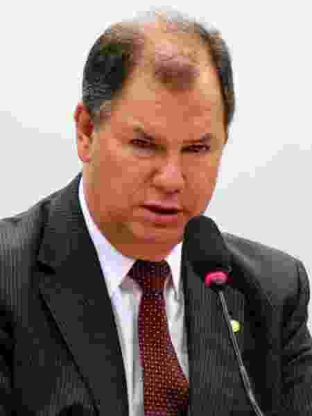 O deputado Alceu Moreira (MDB-RS), líder da frente ruralista no Congresso - Marília França/ Câmara dos Deputados