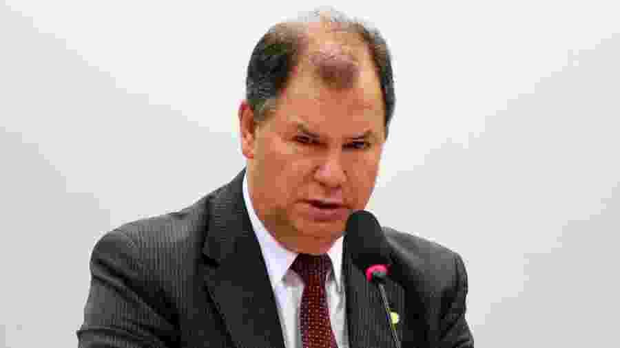O deputado Alceu Moreira, da Frente Parlamentar da Agricultura - Marília França/ Câmara dos Deputados