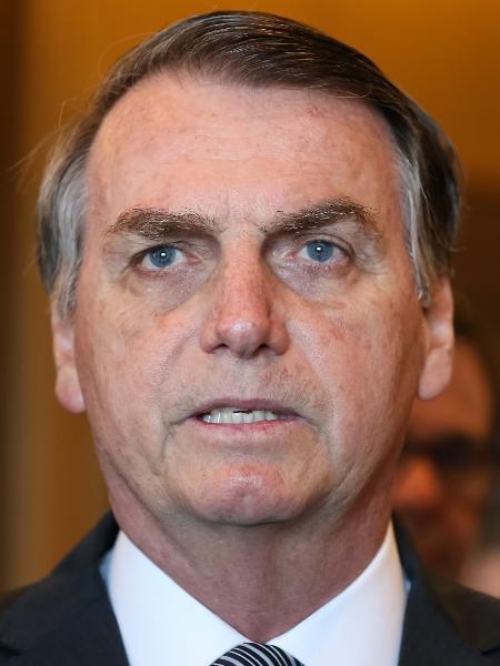 Jair Bolsonaro, presidente da República - José Dias - 23.out.19/PR