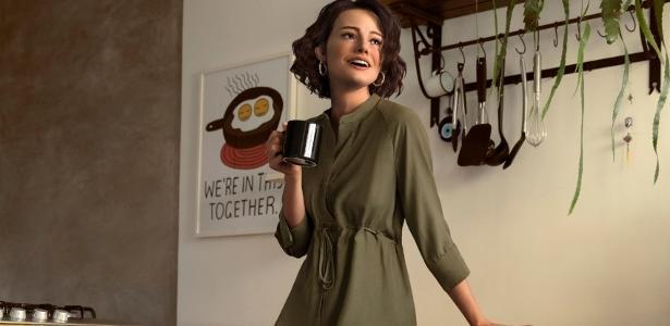 Sem sessões de fotos presenciais, Amaro cria modelo virtual para campanhas