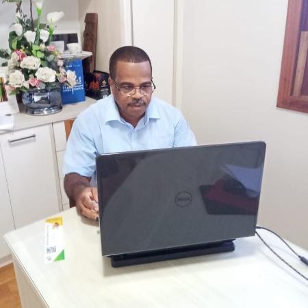 Professor da UFBA, Sérgio Ferreira avalia que a política de cotas em concursos ainda é muito recente - Arquivo pessoal