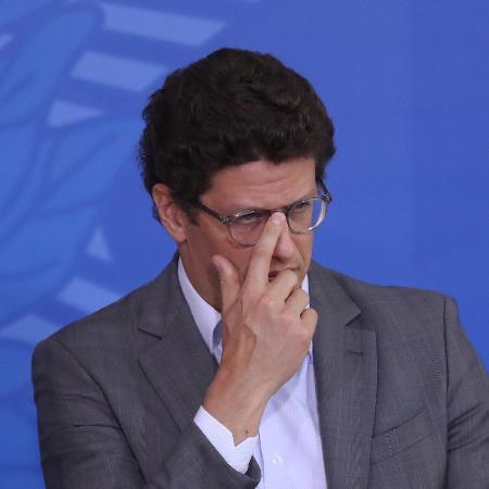 """O ministro do Meio Ambiente (MMA), Ricardo Salles, decidiu fazer um """"arrastão"""" de audiências com alvos de multas aplicadas, estipulando prazos impossíveis de serem executados - Gabriela Biló/Estadão Conteúdo"""
