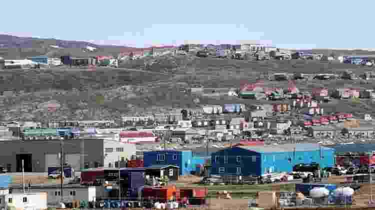 Mais de 80% dos residentes de Nunavut são inuítes - Getty Images - Getty Images