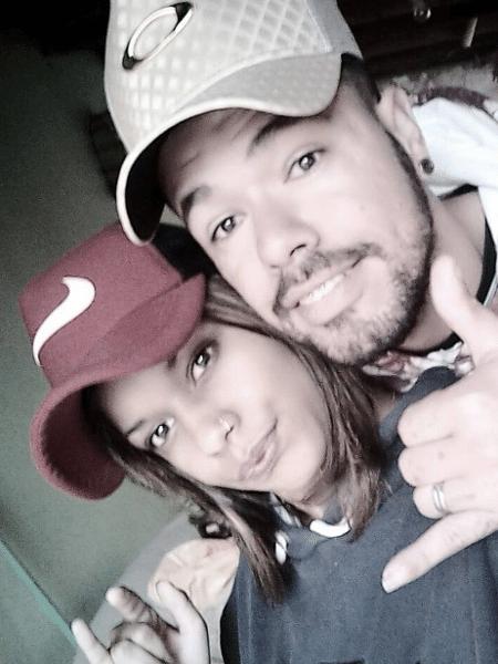 Raquel e Ramon; ele foi uma das 41 vítimas do acidente em Taguaí - Reprodução/Redes Sociais