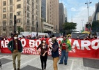Em SP, protestos contra Bolsonaro começam na Paulista e devem ir ao centro