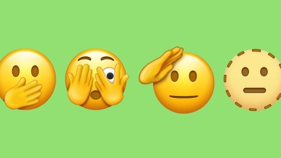 Novos emojis serão lançados em 2021 - Reprodução/Emojipedia