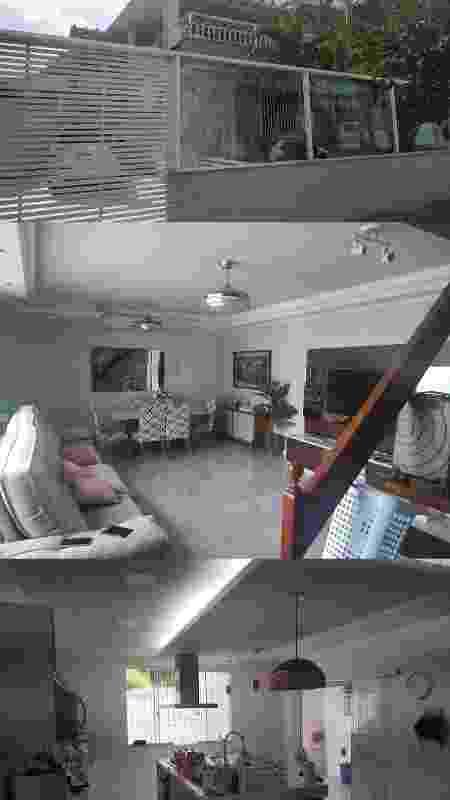 Casa de Rafael - PMRJ/reprodução - PMRJ/reprodução