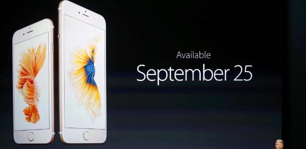 Novos iPhones serão vendidos a partir de 25 de setembro em 12 países; Brasil está fora