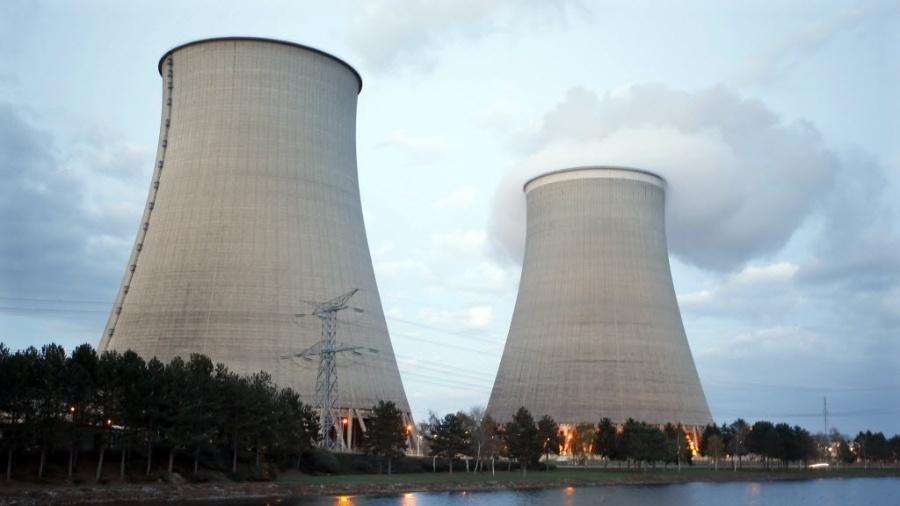 Com 56 reatores, o parque nuclear francês é o segundo maior do mundo, atrás dos Estados Unidos, que conta com 99 reatores - Charles Platiau/Reuters