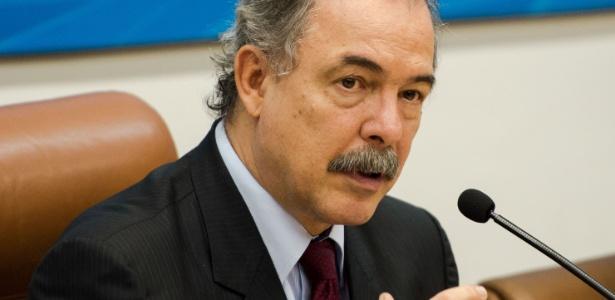 O ex-ministro da Educação, Aloizio Mercadante