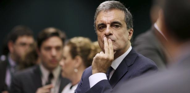 O ex-ministro José Eduardo Cardozo, que continuará a fazer a defesa de Dilma