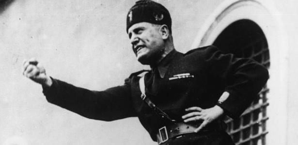 Pergaminho escondido na base do monumento é ode a governante fascista italiano e tinha o objetivo de preservar o legado do regime