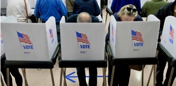 Estima-se que mais de 22 milhões de eleitores já foram às urnas