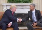 Trump descobre que desmontar legado de Obama não é tão simples - Jim Watson/AFP