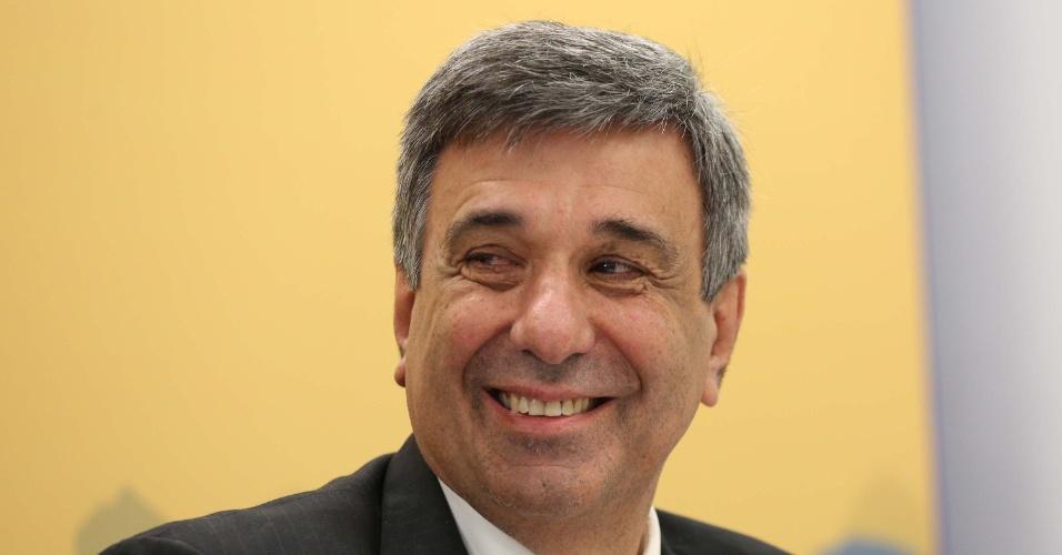 27.out.2016 - Wilson Pollara é anunciado futuro secretário municipal da Saúde de São Paulo. O anúncio, o primeiro com nomes do futuro secretariado, foi feito pelo prefeito eleito João Doria Júnior (PSDB)