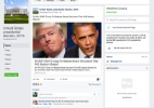 Opinião: Funcionamento da democracia está sendo transformado pelo meio digital - Reprodução/NYT/Facebook