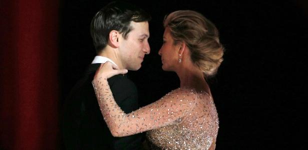 Jared Kushner e Ivanka Trump mantêm cargos na Casa Branca