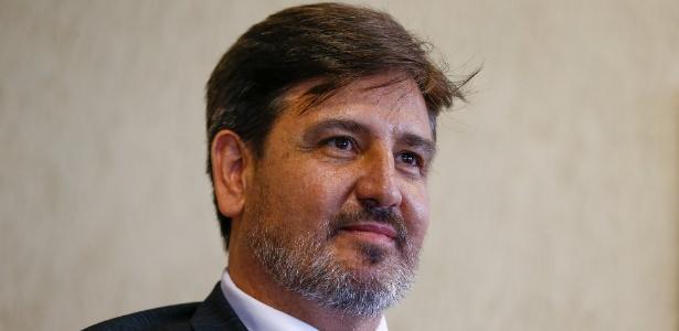 24.nov.2017 - Fernando Segovia, diretor-geral da PF (Polícia Federal)