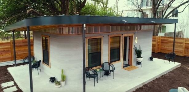 Construir essa casa demorou 48 horas e custou cerca de R$ 109 mil  - New Story