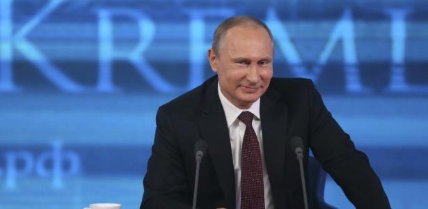 Putin ligou para parabenizar Díaz-Canel, novo presidente de Cuba -  REUTERS/Mikhail Metzel/RIA Novosti/Kremlin