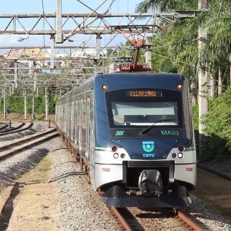 Metrô de Belo Horizonte - Divulgação