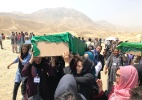 Após ataque terrorista, sonho de vida melhor no Afeganistão termina em uma vala comum - Mujib Mashal/The New York Times