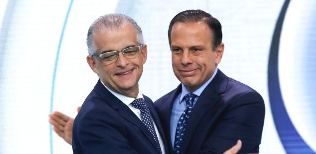 2º turno em SP | Em debate, França acusa Doria de dívidas trabalhistas; ele nega