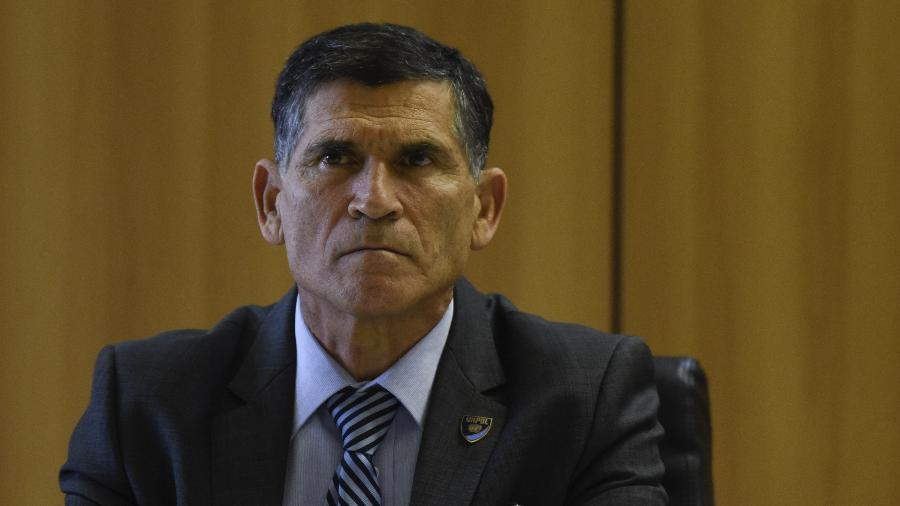 General-de-Divisão Carlos Alberto dos Santos Cruz, anunciado por Bolsonaro para assumir Secretaria de Governo - Mateus Bonomi/AGIF