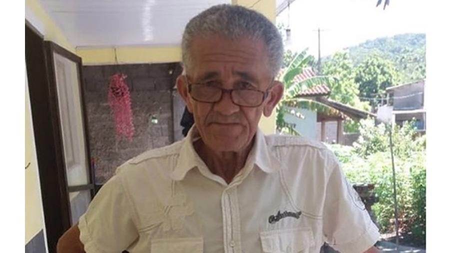 """Nilson Izaias, em seu sítio em Juquiá: do """"dia mais feliz da vida"""" ao medo de sair de casa - Arquivo pessoal"""