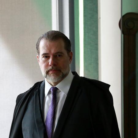 O ministro Dias Toffoli  - Fátima Meira - 14.fev.2019/Futura Press/Estadão Conteúdo
