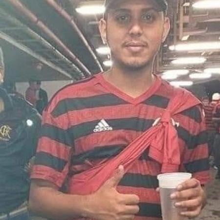 Jonathan Lima da Silva morre após ser atropelado por mulher que tentava fugir de blitz - Arquivo pessoal