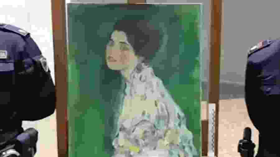 Furtada em 1997, a pintura era uma das obras de artes mais procuradas do mundo - EPA