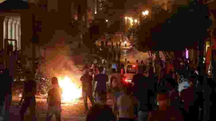 Libano protestos - Reuters - Reuters