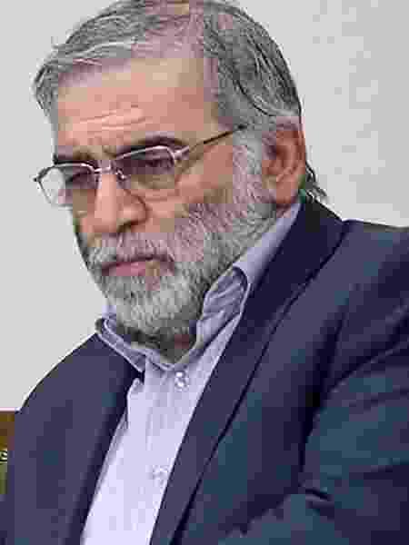 O cientista iraniano Mohsen Fakhrizadeh, morto após seu veículo ser atacado por atiradores - West Asia News Agency/Reuters