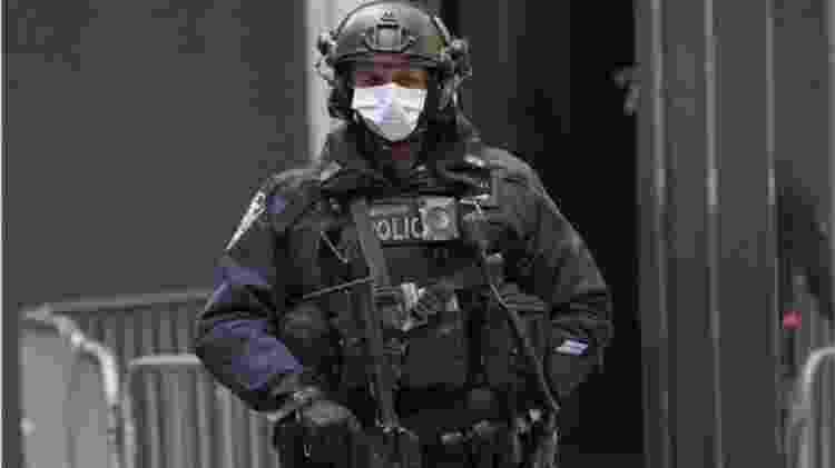 Até 15 de novembro, Nova York teve um aumento de 37% nos assassinatos sobre o mesmo período em 2019 - Getty Images - Getty Images