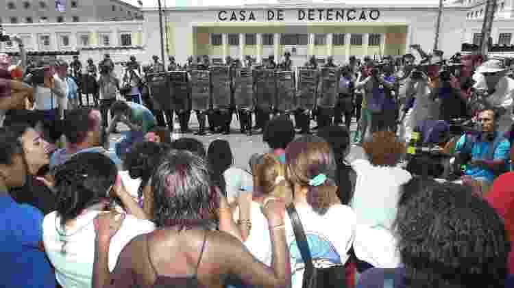 rebelião 2001 - 19.02.2001 - Luiz Carlos Murauskas/Folhapress - 19.02.2001 - Luiz Carlos Murauskas/Folhapress