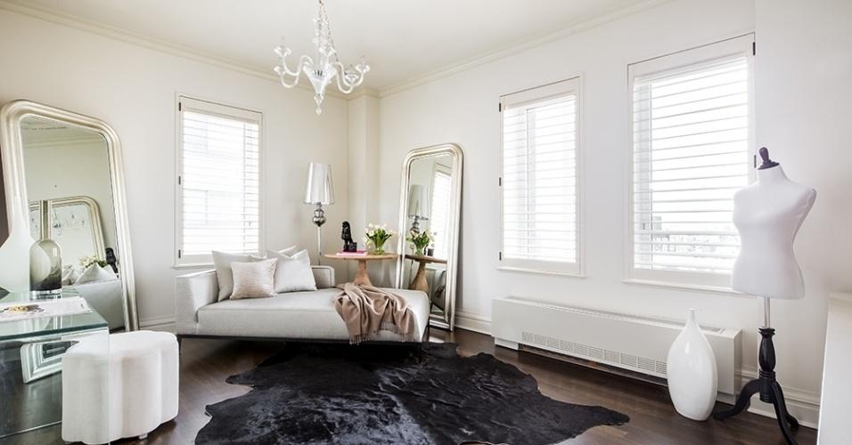 Interior do apartamento de Donald Trump em Nova York, vendido por US$ 21 milhões